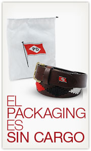 El packaging es SIN CARGO